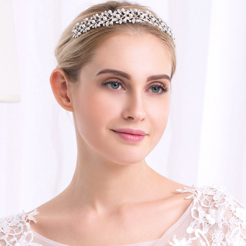 Alloy Fashion Geometric Hair accessories  (Alloy) NHHS0349-Alloy