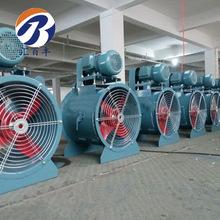 GD30K2-12型玻璃鋼軸流風機0.55KW軸流風機電機外置 FSJG斜流風機