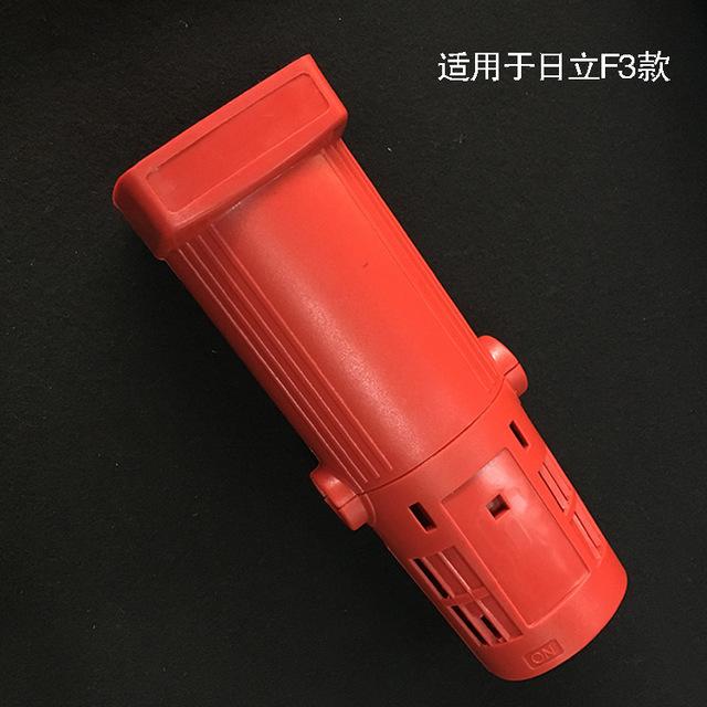 精品日立F3款角磨机外壳 100手磨机塑料壳  红色