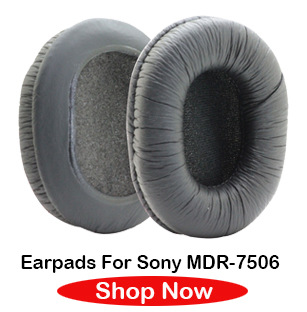 3db8109e7f4 Poyatu Replacement Earpads For Sony MDR 7506 MDR V6 MDR CD900ST MDR ...