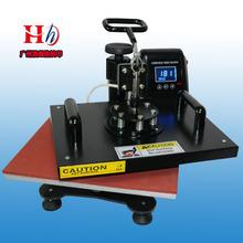 簡易搖頭燙畫機手動平板壓燙機燙鉆機29*38熱轉印小型燙畫機批發