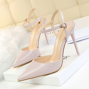 Pointed And Slingback Shoes