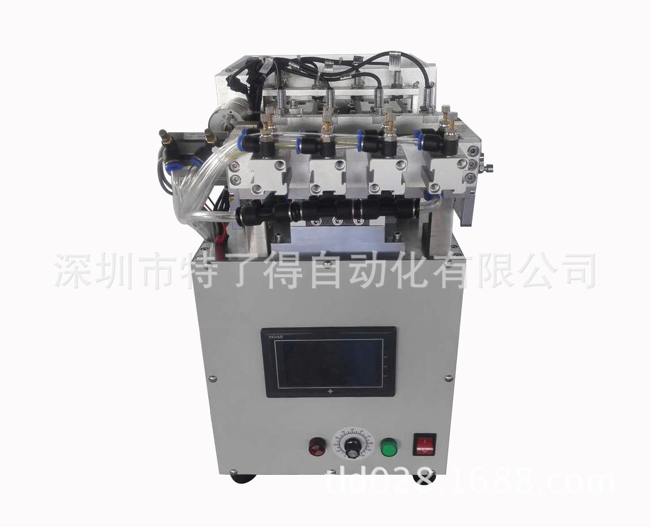 自动锁螺丝机 多轴转盘式螺丝机 螺丝机器人 效率高 批发代理