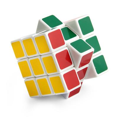 Khoa học và giáo dục câu đố thứ ba-thứ tự trò chơi câu đố racing gương ma thuật vuông trẻ em mầm non giáo dục nhựa đồ chơi bán buôn