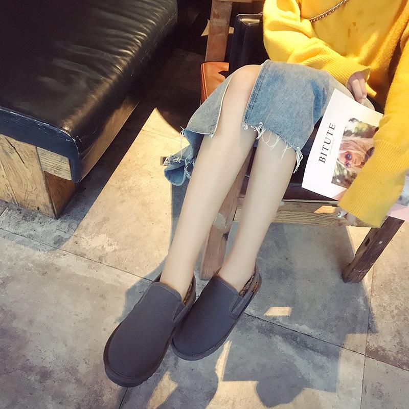 【1081】免运费!冬季新款时尚棉鞋保暖舒适潮流百搭女款