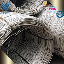 戴南凱威專業生產國標201 202 5.5mm不銹鋼盤元 不銹鋼盤條