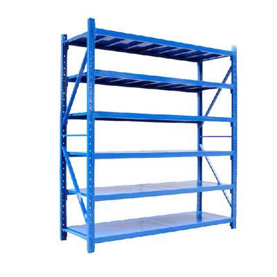 角钢架仓储仓库货架 轻型中型金属储物货架 冷库专用货架货架仓储