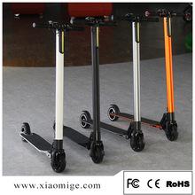 鋁合金5寸一鍵折疊兒童成人兩輪電動滑板平衡車智能自行車扭扭車