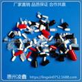 厂家直销 铁丝护套 管外套PVC套 防护套 铁丝套 管帽  家具脚套