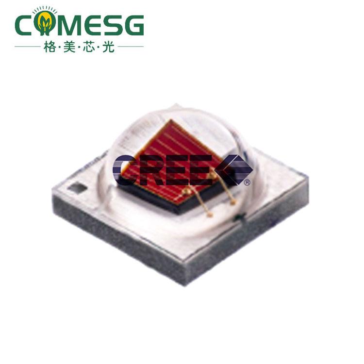CREE XPE2科锐红光620-630nm3W大功率LED灯珠N3/N4/P2美国原装