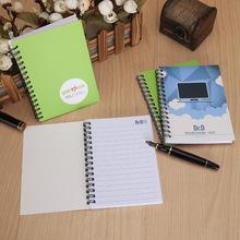 厂家定制活页线圈记事本办公文具商务笔记本学生用品作业日记本子