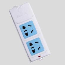 公牛插座接线板插排插线板拖线板插板电源插座GN-A02二孔无线插座
