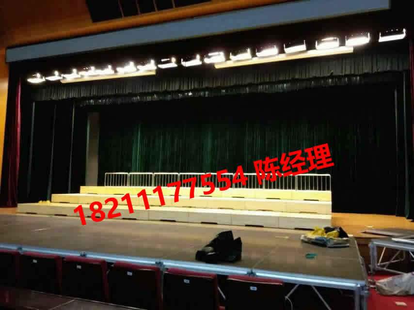 木质伸缩合唱台 厂家直销实木合唱台 交响乐乐器演奏台 乐器台