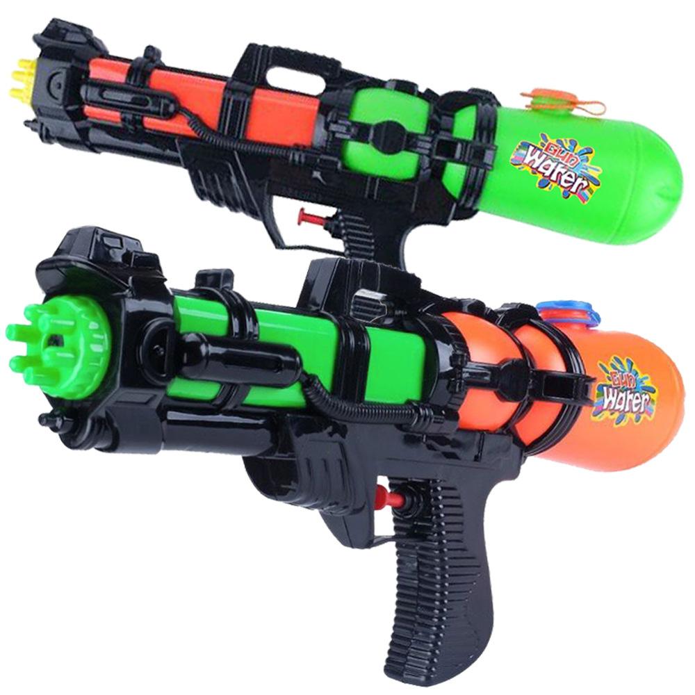 厂家直销夏季儿童沙滩洗澡漂流戏水玩具水枪儿童玩具水枪389