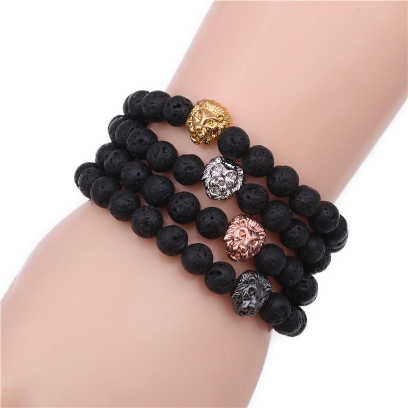 Alloy Fashion Geometric bracelet  (White pine) NHYL0376-White-pine