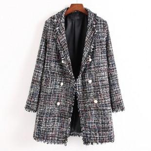 Manteau de laine femme HANCY - Ref 3416746 Image 17
