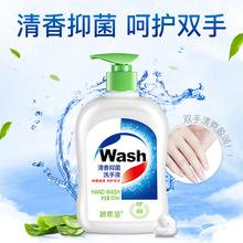 碧素堂清香抑菌消毒洗手液温和亲肤清洁手部护理日化用品厂家直销