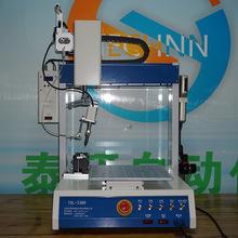 全自动焊锡机 厂家定制自动焊接设备PCB焊锡点焊机自动焊锡机器人