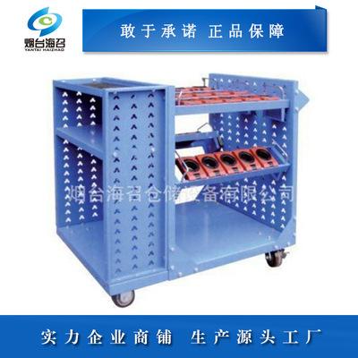 烟台BT40BT50BT30刀具车 移动刀具柜 数控CNC刀具架 重型刀具箱