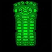 變頻空調遙控器硅膠按鍵專用強亮光環保長余輝夜光粉生產廠家