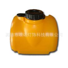 工厂直销滚塑一体成型PE塑料油桶 滚塑异形外壳加工