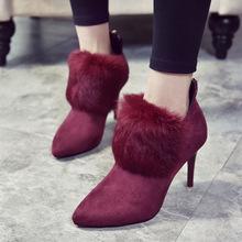 Boots nữ thởi trang, kiểu dáng nữ tính trẻ trung, phong cách Hàn