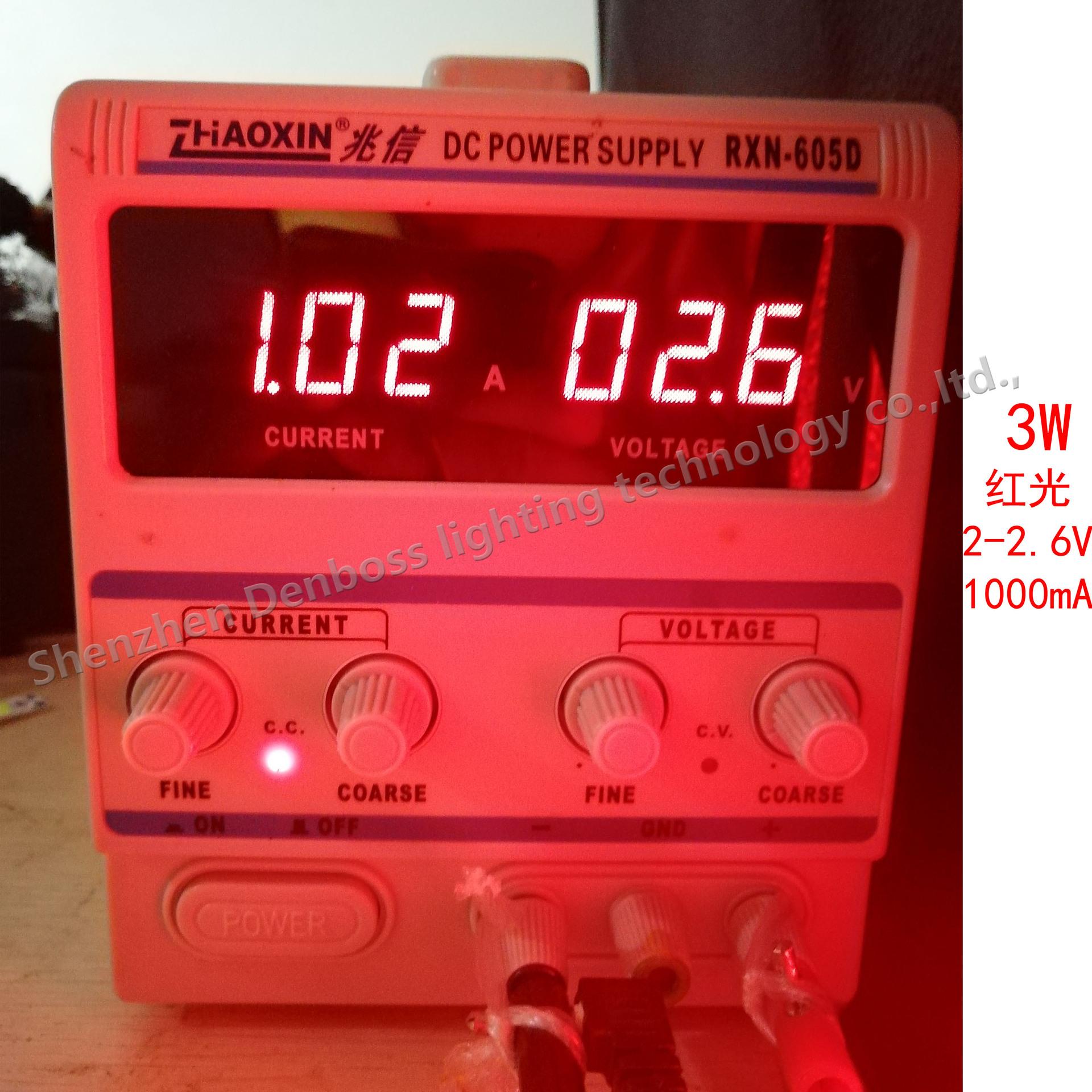 6008 LED COB面光源 灯珠 3V灯条