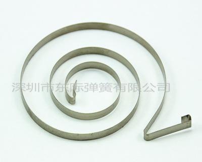 厂家直销涡卷发条 301不锈钢发条 10年专业生产经验 交期稳定