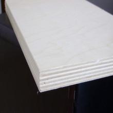 供应全桦木胶合板 可定制加工婴儿床板条 可CNC造型 表面做油漆