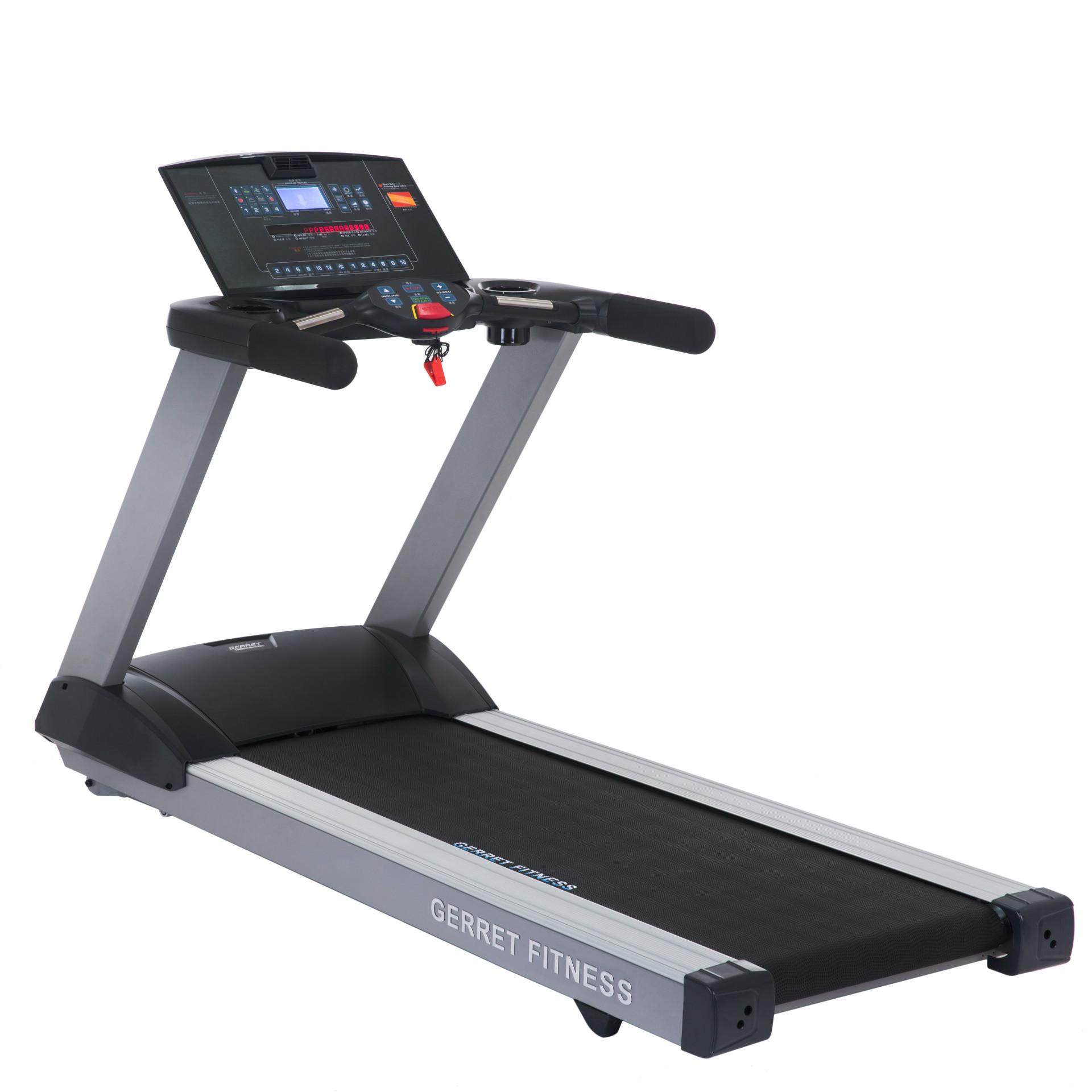 GERRET戈锐特原装进口T8000豪华商用专业电动跑步机