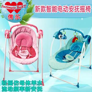 厂家直销婴儿床 智能电动摇椅婴儿摇床音乐睡床贴牌定制母婴用品