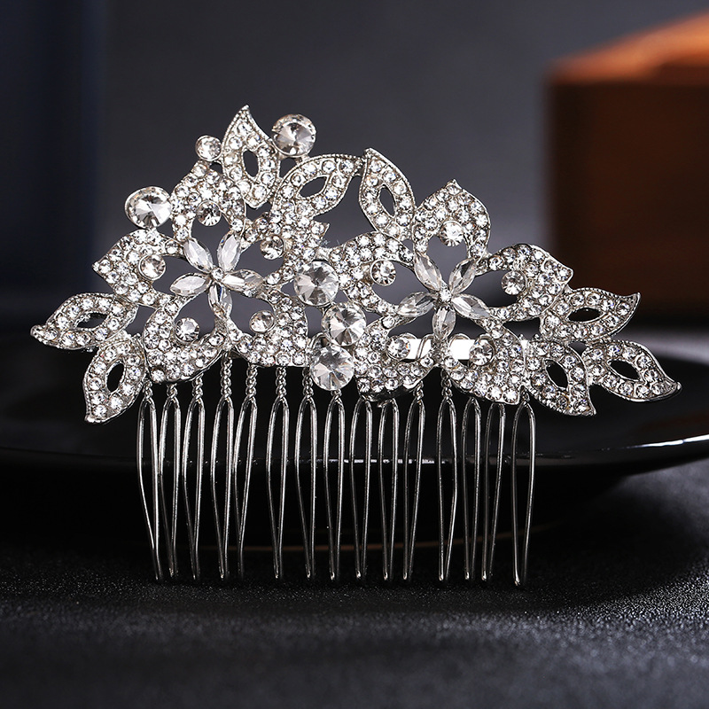 Alloy Fashion Geometric Hair accessories  (Alloy) NHHS0462-Alloy
