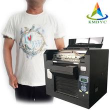郑州T恤打印机 广告衫印字机 服装彩印机 万能印花设备