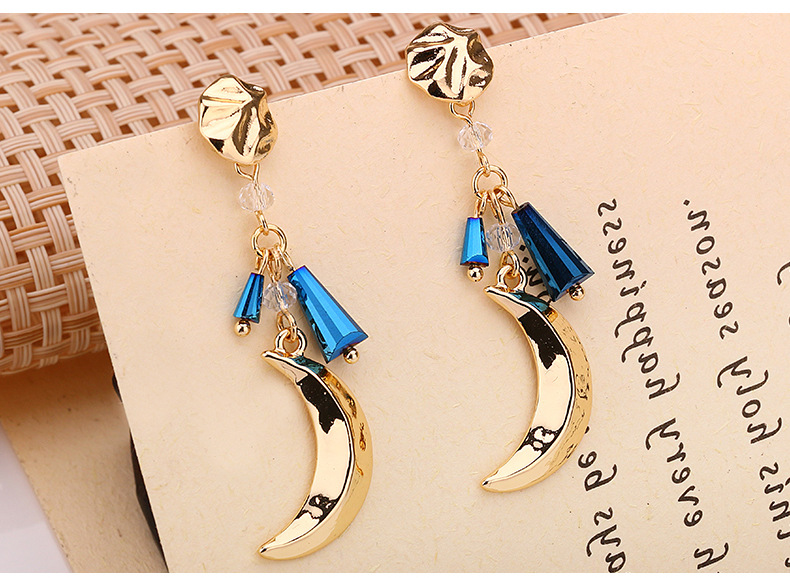 Fashion OL Occident and the United States alloy other earring NHBJ0199