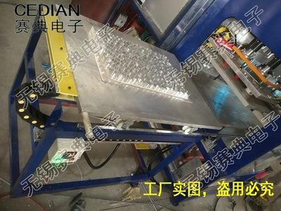 专业定制15KW高周波塑胶熔接机 皮革地垫坐垫脚垫压花热合机