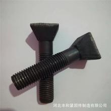 厂家直销 斗型螺栓 衬板螺栓 斗型螺丝 斗型螺杆 球磨机衬板螺栓