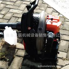 路施工汽油吹尘机 背负式大功率汽油吹叶机 风力吹枣机 6