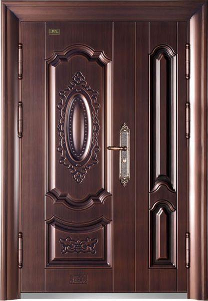 紫洋无锁防盗门效果 紫洋无钥匙智能门中式餐厅怎么代理?