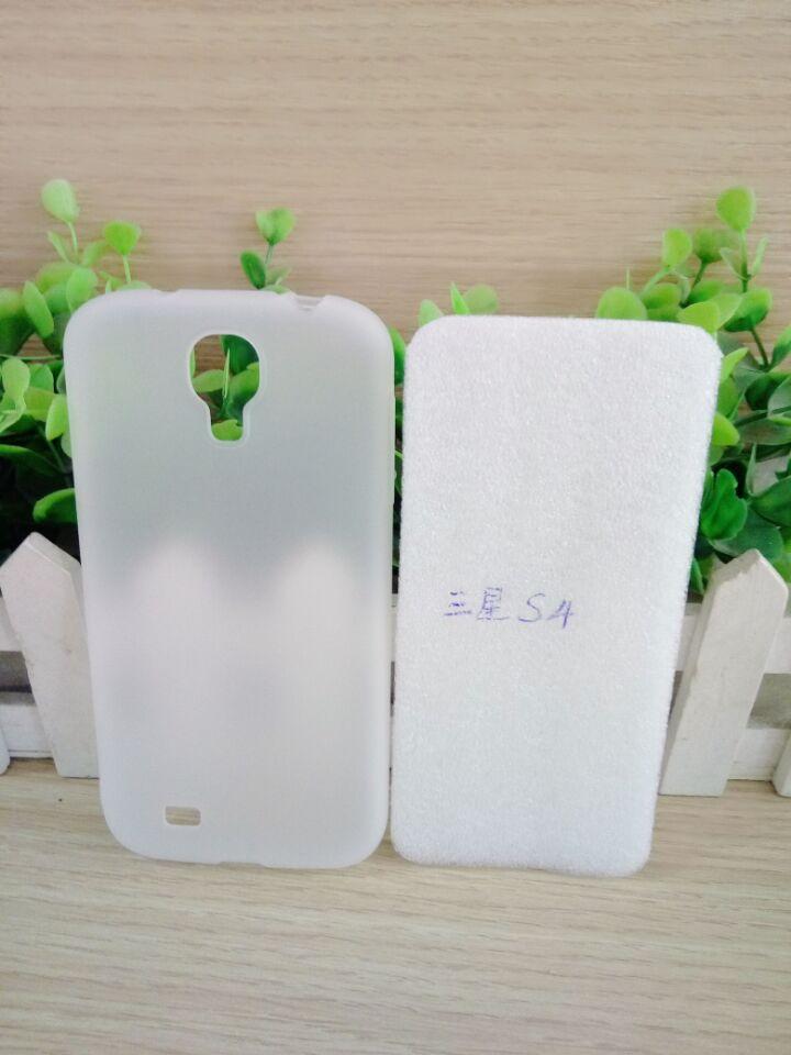 生产直销S3/I9300 TPU软胶透明微磨砂手机壳保护套可彩绘浮雕皮套