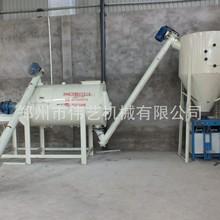 粉刷石膏生产设备 自动灌装内外墙腻子粉搅拌机