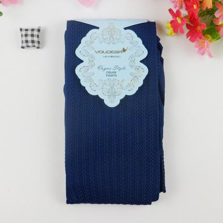 3403 mùa thu và mùa đông ấm áp của phụ nữ quần lót dày bước trên tất chân gai hoa văn vải bông xà cạp nhà máy bán buôn