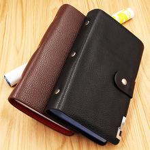 热销大容量卡包防消磁卡套夏季爆款一件代发多卡位大卡包新款礼品