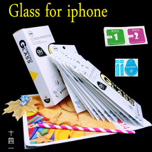 Mobile Phone tempered glass 适用 iphone 11 SE 9H 0.3mm 2.5D