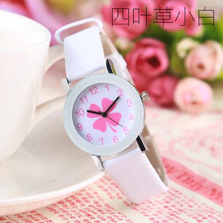 Yêu đơn giản Taobao nóng bán phiên bản Hàn Quốc của đồng hồ nam và nữ sinh viên thời trang phổ biến
