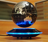 Magnetic levitation globe, 4/6/8 inch suspended earth, negative ion ball / oxygen bar, luminous factory, direct sales