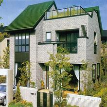 湖玺建造轻钢生态木屋 钢构活动板房 旅游景点拼装别墅建造