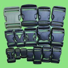 工廠供應塑料扣具 箱包配件雙拉卡扣 雙調節插扣 雙頭調節扣
