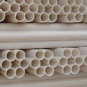 厂家直销 PVC七孔梅花管 七孔梅花排水管批发 PVC塑料管量大从优