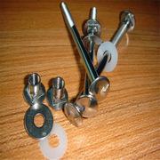 厂家直销超长6*90大量库存 护栏厂专用螺丝304不锈钢防盗螺丝 螺