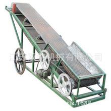 皮带输送机 高效皮带输送机 定做皮带输送机 粮食皮带输送机